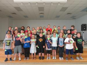 A-B Honor Roll - First 6 Weeks