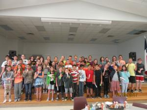 Perfect Attendance - First 6 Weeks