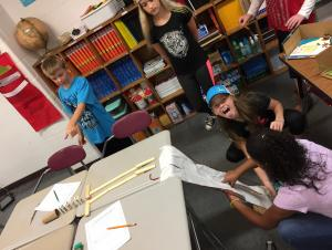 Rube Goldberg - Force & Motion Project
