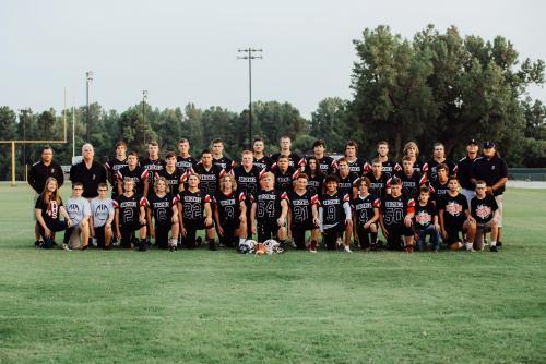 HS Football Team