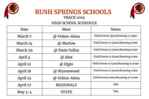 HS Schedule