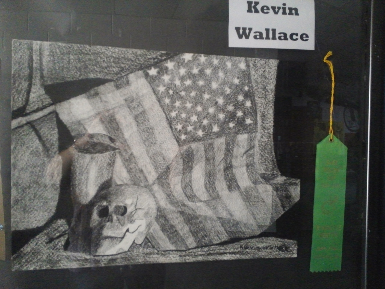 Kevin Wallace - Honorable Mention Rock Island Arts Festival