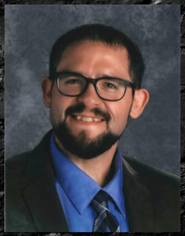 Corey Blough, MS Principal