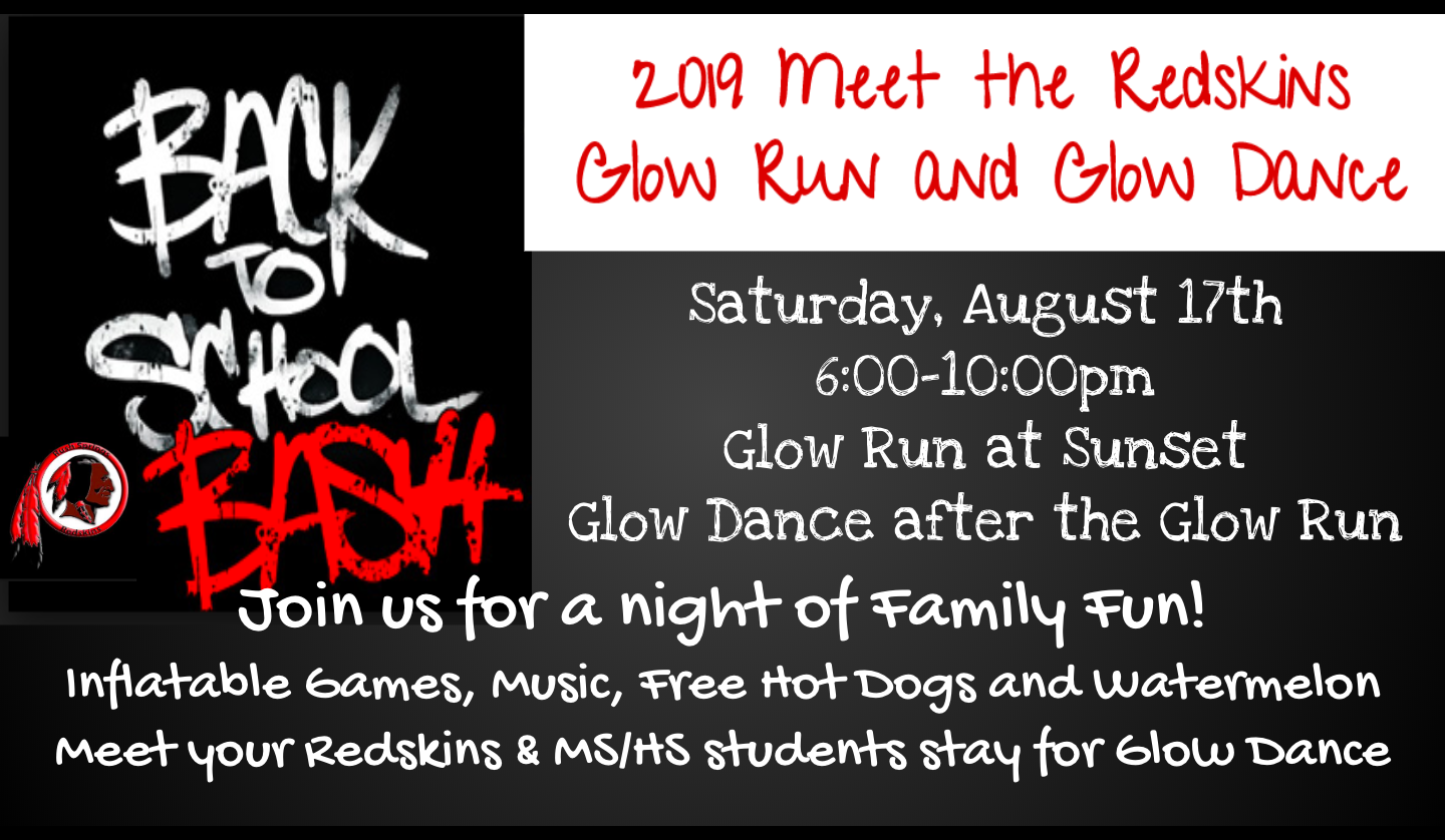 Back to School Bash Aug 17th