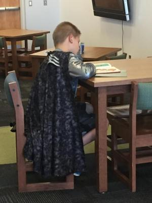 Even Knights in Shining Armor read!