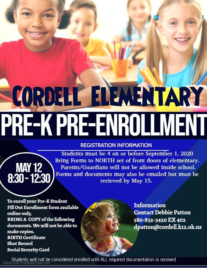 prek enrollment