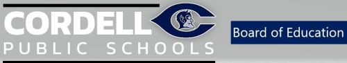 Cordell Public Schools Board of Education