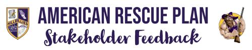 American Rescue Plan Stakeholder Feeback