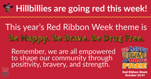 Red Ribbon Week Graphic. Click for readable file.