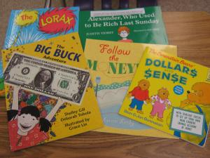 Did you know you can find social studies lesson in picture books?