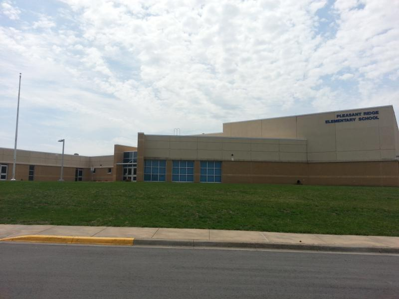 Landscape View facing Pleasant Ridge Elementary