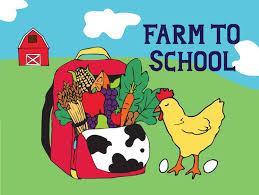 chicken farm to school