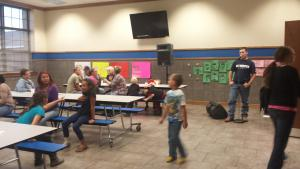 Lights On Aferschool - Ice Cream Social - Family Engagement night