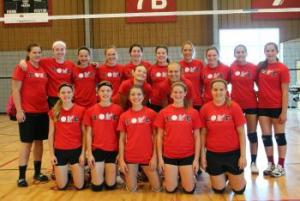LADY EAGLE VOLLEYBALL - 2014 WSU VOLLEYBALL CAMP
