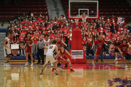 State Student Section