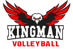 Volleyball Logo Kingman High