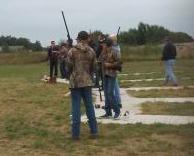Clay Target Shoot