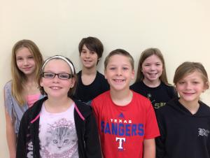 Elementary District Honors Choir - October, 2014
