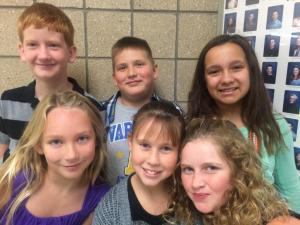 Elementary District Honors Choir - October, 2015
