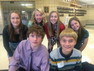 Middle Level District Honors Choir - November, 2015
