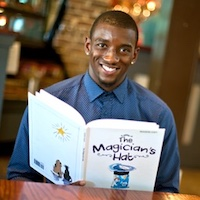 Malcom Mitchell is a successful author & NFL wide receiver. Once barely able to read, he considers his literacy his greatest success.