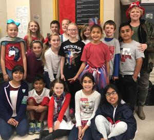 Red, White, and Blue Day