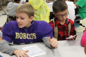Rainy day recess bingo!