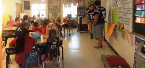 Mrs. Logan's Class