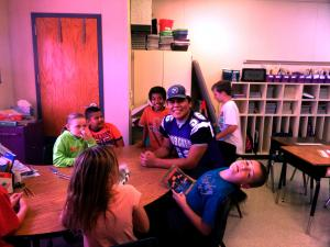 Mrs. Eddings's Class