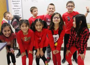 Wear Red Day - October 28th