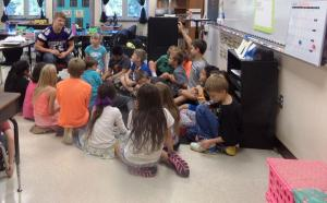 Mrs. Staap's Class