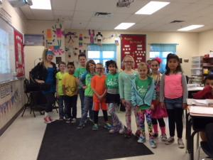 Red Ribbon Week 80s Theme