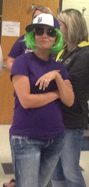 Ms. Ashley