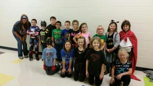 Superhero Day Red Ribbon Week