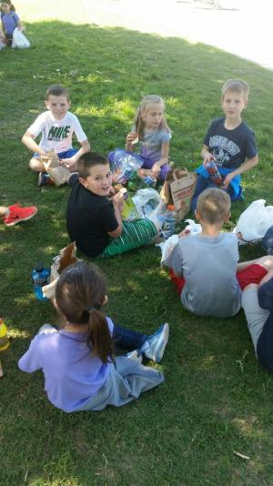 Hideout picnic