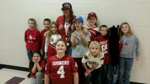 BEDLAM DAY - MY SOONERS!!