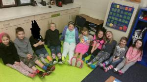 DR. SEUSS CRAZY SOCK DAY