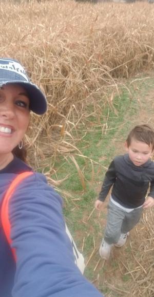 Field trip to Happy Day Pumpkin Farm