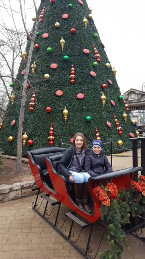 Christmas 2017 @ Silver Dollar City