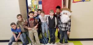 100th day of school - dress like a 100-year old