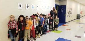 Red Ribbon Week pirate day