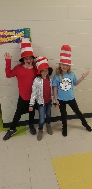 Can in the Hat - Dr. Seuss Day