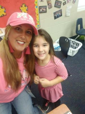 Pink Out!!!!