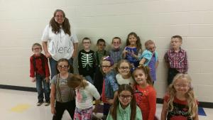 Nerd Day Red Ribbon Week
