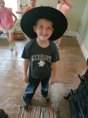 Howdy partner! - Harn Homestead