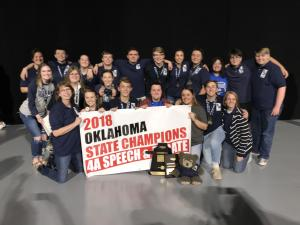 State Champs 2018