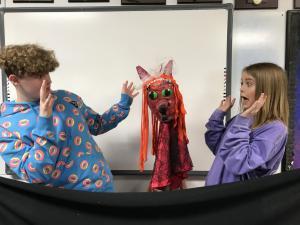 Drama 1 Puppetry January 2019