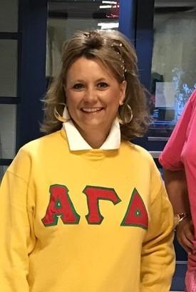 Oh the 80's!!!!!  Original Alpha Gamma Delta from UCO!!