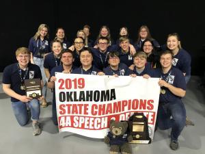 State Champions April 2019