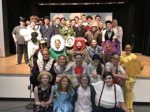 Drama 1 Children's Theatre April 2019